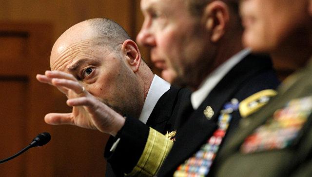 Бывший верховный главнокомандующий силами НАТО в Европе адмирал Джеймс Ставридис