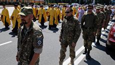 Крестный ход на Украине. Архивное фото
