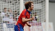 Игрок ЦСКА Марио Фернандес