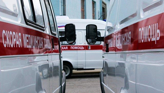 В Подмосковье поезд сбил школьницу, перебегавшую железнодорожные пути