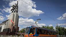 Москва глазами французского фотографа Джоэл Сагет