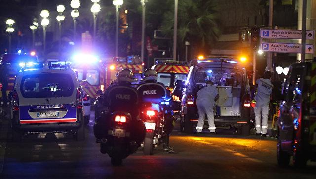 Нападение на толпу в Ницце. 15 июля 2016