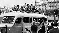 Гражданская война в Испании. 1936 год