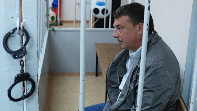 Начальник управления собственной безопасности СК РФ Михаил Максименко