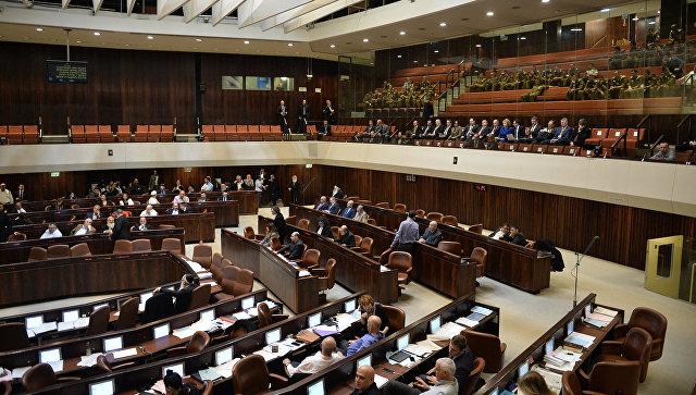 В Кнессете заявили о необходимости возродить ООП