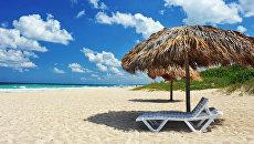 Пляж Los Pinos возле Гаваны. Архивное фото