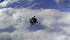 Грузовой корабль новой серии Прогресс МС. Архивное фото