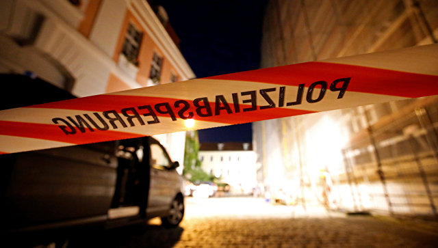 Завзрывом вАнсбахе стоят исламисты