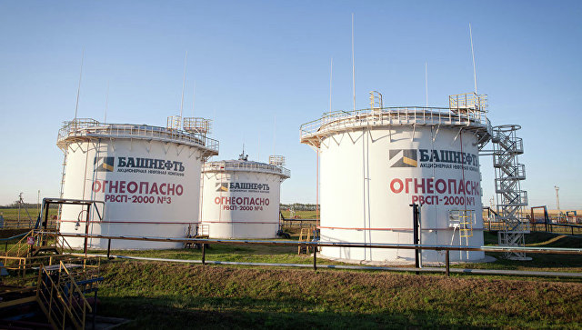 Антипинский НПЗ и«Роснефть» подали заявки напокупку «Башнефти»