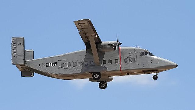 Эстония отказалась от двух военных самолетов, подаренных США