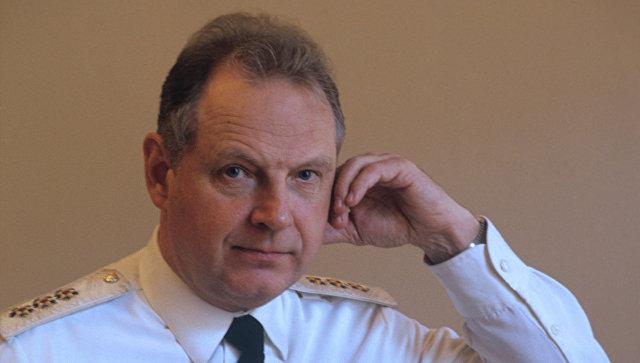 Адмирал флота Игорь Касатонов. Архивное фото
