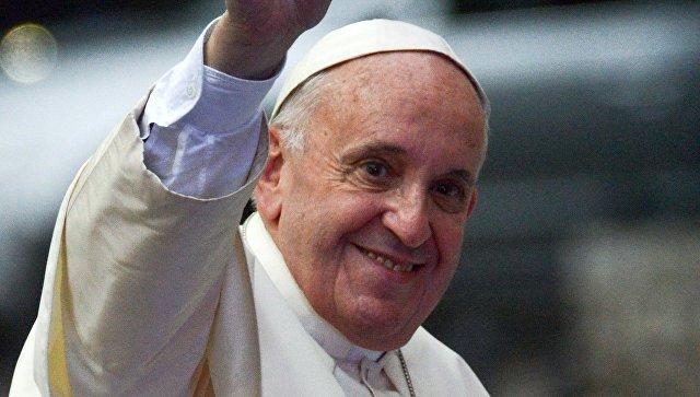 Папа Франциск. Архивное фото