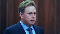 Врио губернатора Севастополя Дмитрий Овсянников. Архивное фото