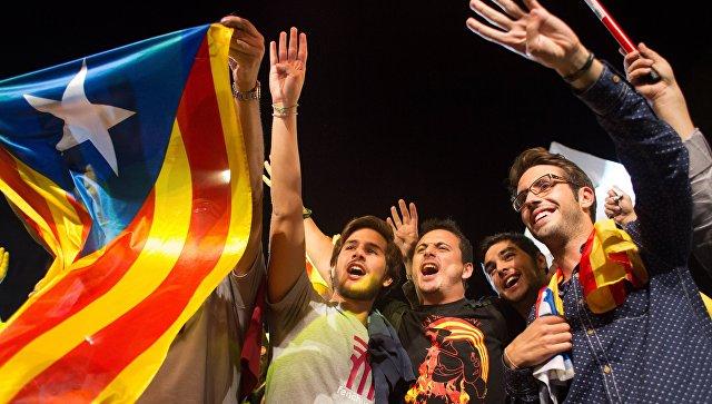 Глава правительства Каталонии подписал декрет о проведении референдума
