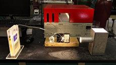Солнечная батарея и установка искусственного фотосинтеза