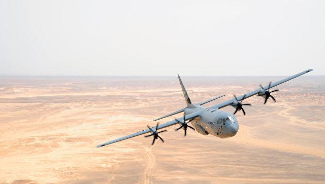 Германия планирует приобрести  шесть американских военных самолетов на €900 млн