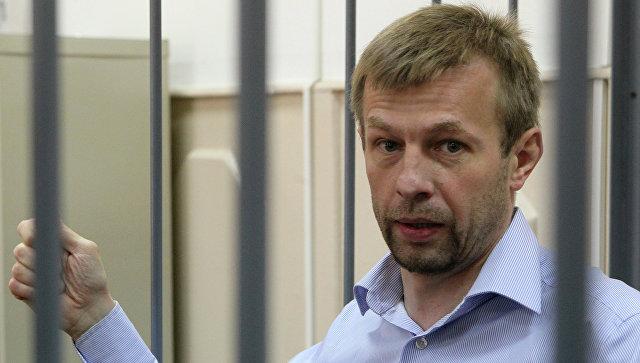 Евгений Урлашов, обвиняемый в получении взятки. Архивное фото