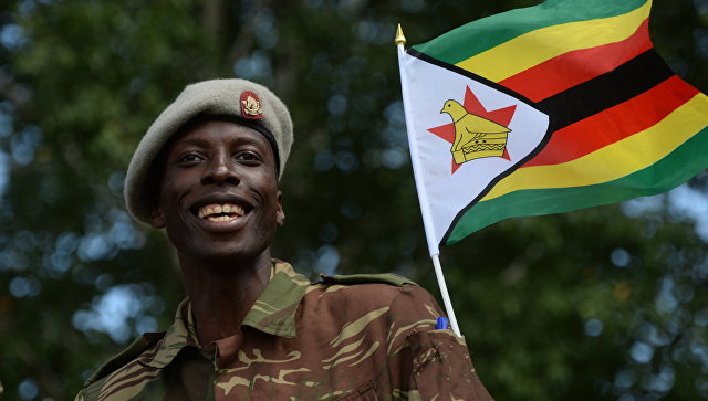 Военные вЗимбабве захватили минфина, проинформировали СМИ