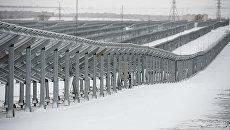 Открытие крупнейшей в РФ солнечной станции в Оренбургской области