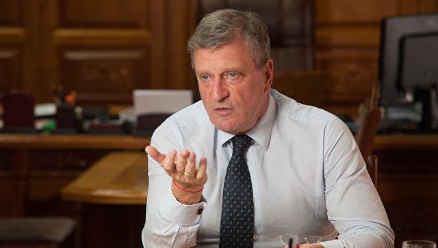 Игорь Васильев провёл пресс-конференцию вТАСС