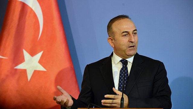 Турецкие военные атташе 6августа бежали изГреции вИталию— Чавушоглу