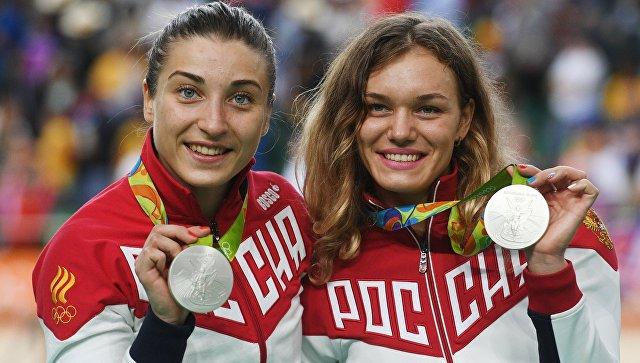 РФ взяла серебро вкомандном спринте, проиграв мировым рекордсменкам