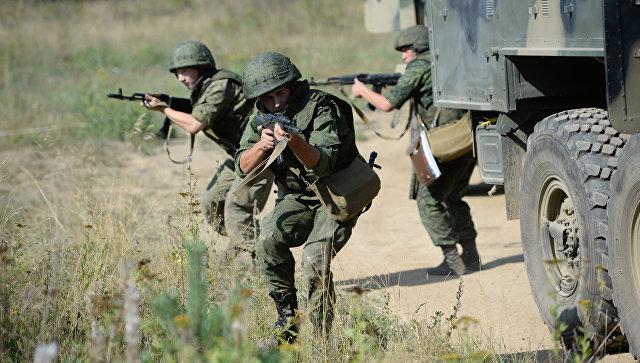 ВКрыму военные стреляют из«Акаций» и«Гвоздик»