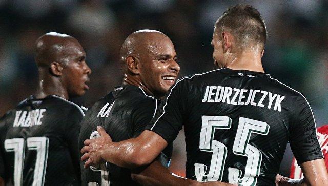 «Краснодар» сыграет вАлбании ответный матч плей-офф Лиги Европы