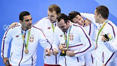 Олимпиада 2016. Водное поло. Мужчины. Финал