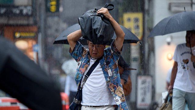 В Японии из-за дождей погибли 35 человек, 47 пропали без вести