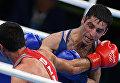 Миша Алоян (Россия) в финале соревнований по боксу на XXXI летних Олимпийских играх