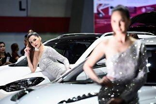 Автошоу Big Motor Sale 2016 в Бангкоке