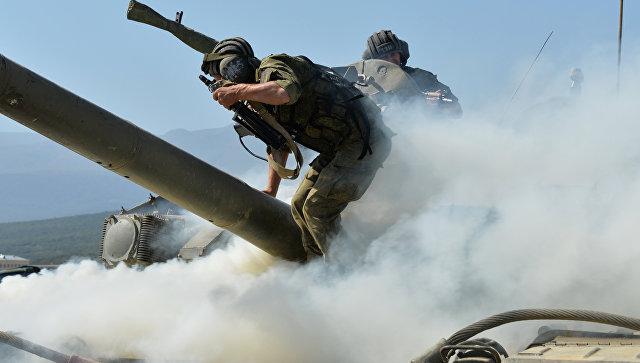 Военные учения РФ назвали угрозой государственной безопасности Грузии— Фактор дестабилизации