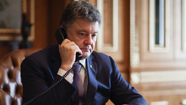Порошенко разрешил иностранцам служить в Нацгвардии Украины