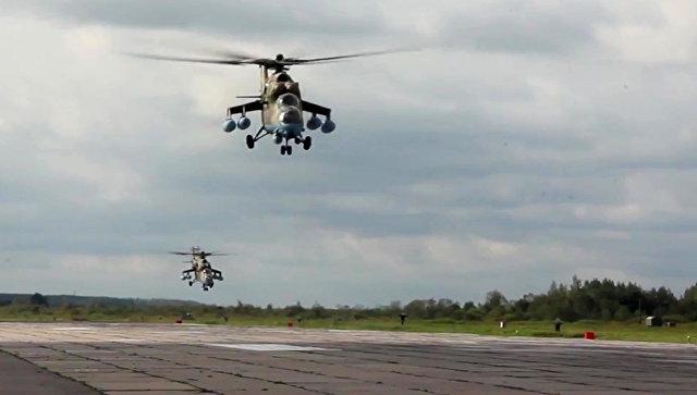 МинобороныРФ: Авиация перебрасывает спецназ вюжные регионы