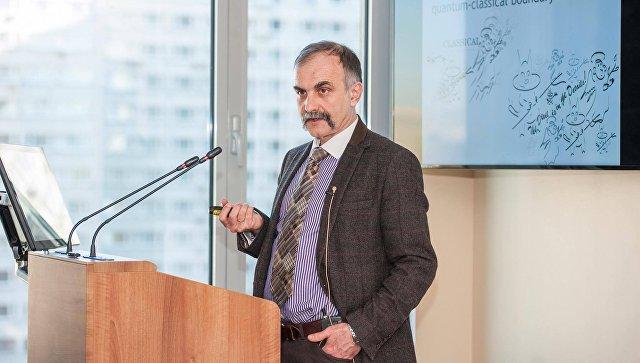 Канадо-украинский физик Александр Загоскин