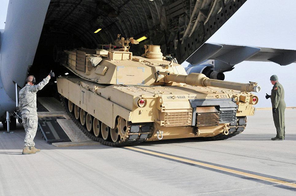 Русский танк Т-90 вошел впятерку мощнейших танков мира