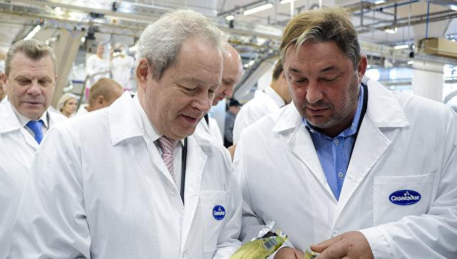 ВПермском крае начнет работу фабрика мороженого