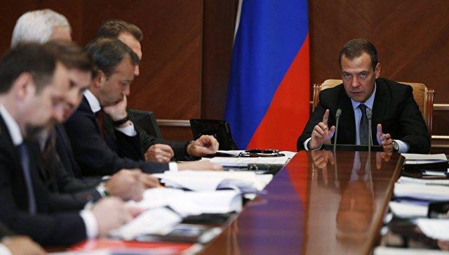 Медведев объявил онеобходимости начать расчистку 300 экологических «горячих точек»