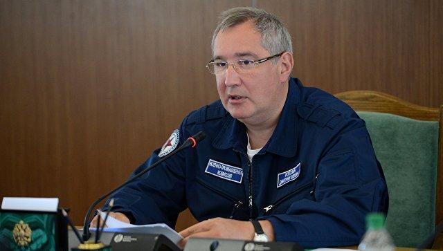 Рогозин сообщил о создании в Крыму полигона для испытания новинок ОПК