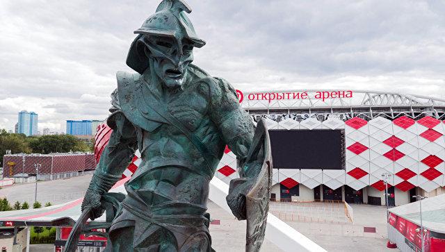 «Спартак» впервый раз проиграл вчемпионате