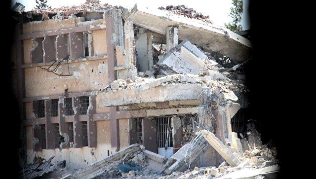 Ситуация на юге Алеппо. Сирия. Архивное фото