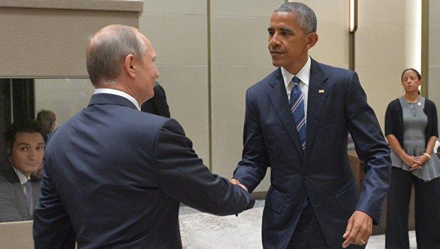 Прогиб защитан: Обама прогнулся перед русскими