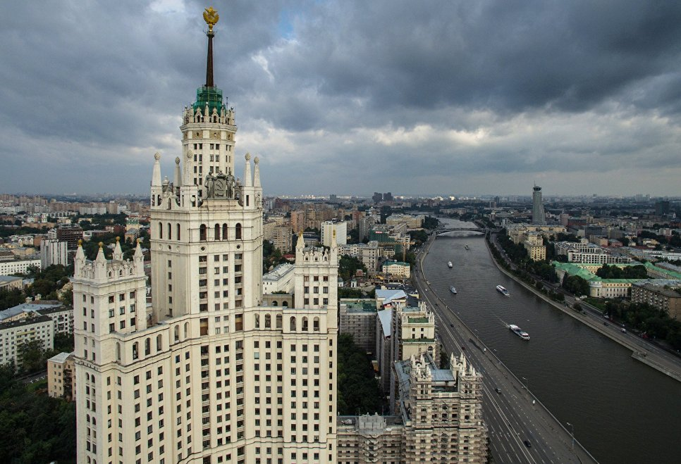 Как менялась архитектура Москвы