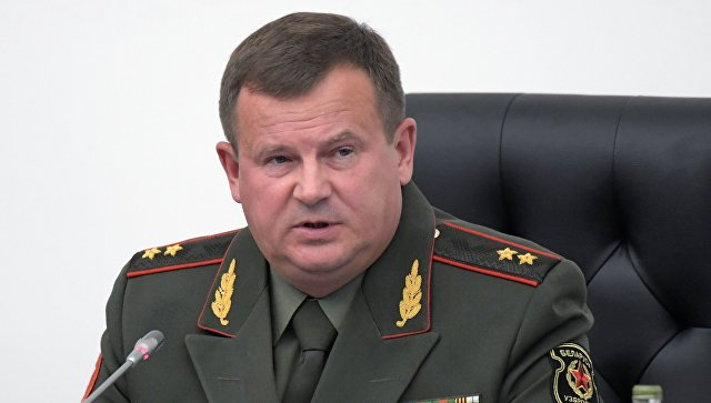 Минобороны Белоруссии заявило о готовности ввести миротворцев в Донбасс