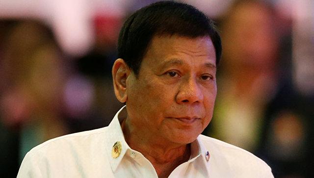 Президент Филиппин выступил завыдворение спецназа США сюга страны