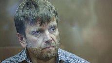 Гендиректор типографии Печатный экспресс на Алтуфьевском шоссе Сергей Москвин. Архивное фото