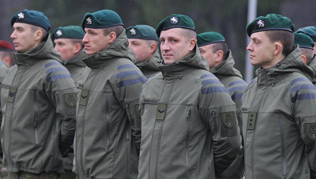 Заканчиваются международные учения НАТО «Железный меч»