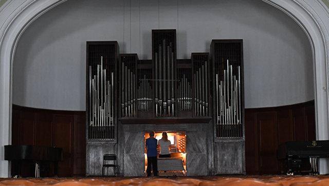 Реставрация зала Московской консерватории обошлась в182 млн руб.