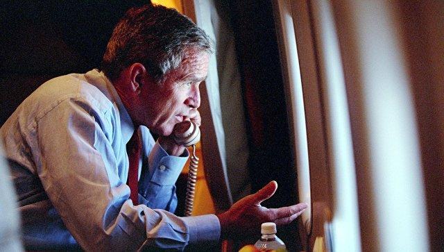 Президент США Джордж Буш-младший. Архивное фото